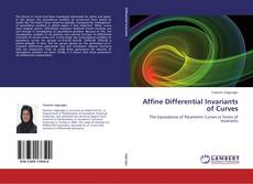 Copertina di Affine Differential Invariants of Curves