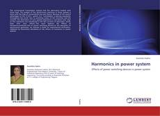 Couverture de Harmonics in power system