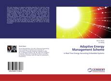 Bookcover of Adaptive Energy Management Scheme