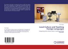 Bookcover of Local Culture and  Teaching Foreign Languages