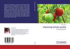 Bookcover of Improving tomato quality