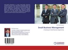 Couverture de Small Business Management