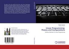 Обложка Linear Programming:  Theory and Computations