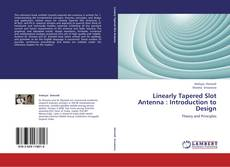 Bookcover of Linearly Tapered Slot Antenna : Introduction to Design