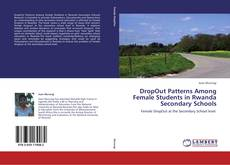 Buchcover von DropOut Patterns Among Female Students in Rwanda Secondary Schools
