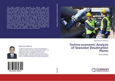 Bookcover of Techno-economic Analysis of Seawater Desalination Plants