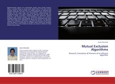 Bookcover of Mutual Exclusion Algorithms