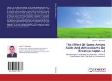 Couverture de The Effect Of Some Amino Acids And Antioxidants On (Brassica napus L.)