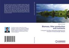 Bookcover of Biomass, litter production and nutrients