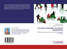 Bookcover of Turnover Intention vs Career Satisfaction