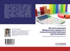 Использование оборотных средств в сельскохозяйственных организациях kitap kapağı