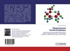 Bookcover of Природные полисахариды