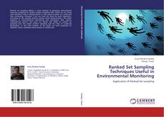 Bookcover of Ranked Set Sampling Techniques Useful in Environmental Monitoring