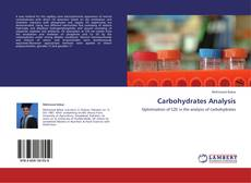Couverture de Carbohydrates Analysis