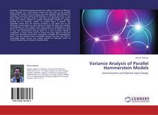Bookcover of Variance Analysis of Parallel Hammerstein Models