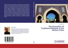Capa do livro de The Formation of Traditional Markets in the Historic Cities