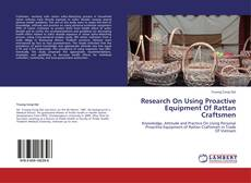 Portada del libro de Research On Using Proactive Equipment Of Rattan Craftsmen