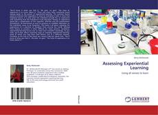 Bookcover of Assessing Experiential Learning