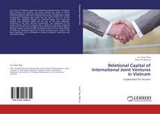 Couverture de Relational Capital of International Joint Ventures in Vietnam