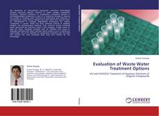 Bookcover of Evaluation of Waste Water Treatment Options