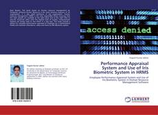 Capa do livro de Performance Appraisal System and Use of Iris Biometric System in HRMS