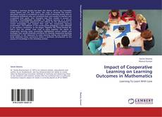 Bookcover of Impact of Cooperative Learning on Learning Outcomes in Mathematics