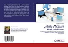Capa do livro de Adapting Multimedia Contents in the Virtual Home Environment