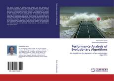 Bookcover of Performance Analysis of Evolutionary Algorithms