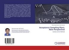 Обложка Acceptance Sampling Plans, New Perspectives