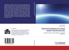 Bookcover of Chemical doping of metal oxide nanomaterials
