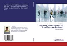 Buchcover von Impact Of Advertisement On Jewel Purchase Decisions