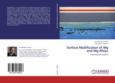 Surface Modification of Mg and Mg Alloys的封面