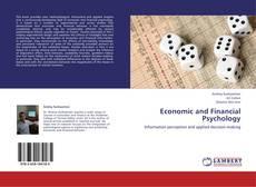 Capa do livro de Economic and Financial Psychology
