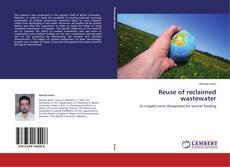 Capa do livro de Reuse of reclaimed wastewater