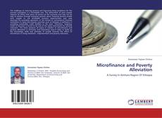 Bookcover of Microfinance and Poverty Alleviation