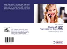 Capa do livro de Design of CDMA Transreceiver Using VHDL
