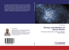 Bookcover of Themes and Motives of Awrus Poems