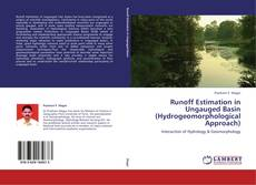 Bookcover of Runoff Estimation in Ungauged Basin (Hydrogeomorphological Approach)