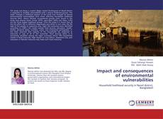 Bookcover of Impact and consequences of environmental vulnerabilities