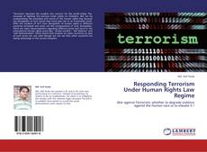 Bookcover of Responding Terrorism Under Human Rights Law Regime