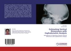 Couverture de Estimating Vertical Dimensions  with Cephalometric Analysis