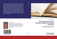 Borítókép a  Learning Culture And Science Academic Literacy Practices - hoz