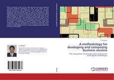 Bookcover of A methodology for developing and composing business services