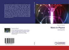 Bookcover of News in Physics