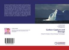 Bookcover of Carbon Capture and Storage