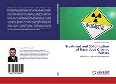 Bookcover of Treatment and Solidification of Hazardous Organic Wastes
