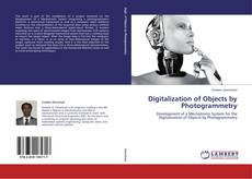 Capa do livro de Digitalization of Objects by Photogrammetry