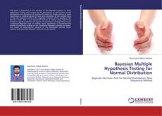Bookcover of Bayesian Multiple Hypothesis Testing for Normal Distribution