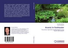 Arsenic in freshwater的封面