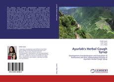 Portada del libro de Ayurlab's Herbal Cough Syrup